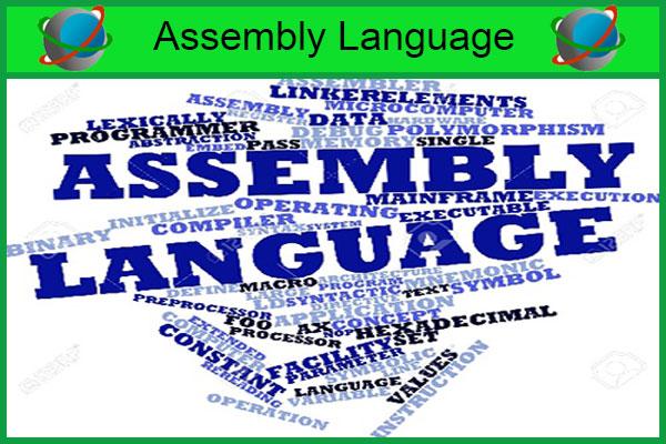 زبان برنامه نویسی سطح پایین | زبان اسمبلی | زبان ماشین | اسمبلر | Assembler