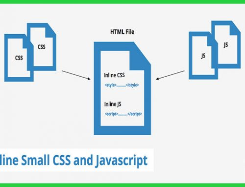 رفع خطای Inline small CSS در gtmetrix