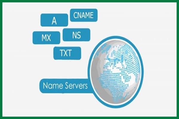 انواع رکورد های DNS + فیلم آموزشی | MX Record | رکورد Cname و NS
