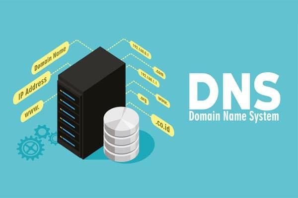 فیلم سرویس دهنده DNS | اشتراک DNS | ست کردن Name Server | تعریف IP