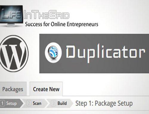 معرفی افزونه duplicator در وردپرس