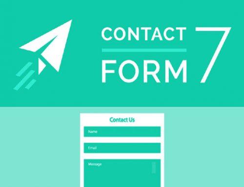 معرفی افزونه Contact form 7