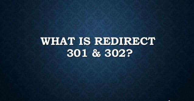 تفاوت ریدایرکت 301 و 302 | کد Redirect خطای 404 - سایت آموزی