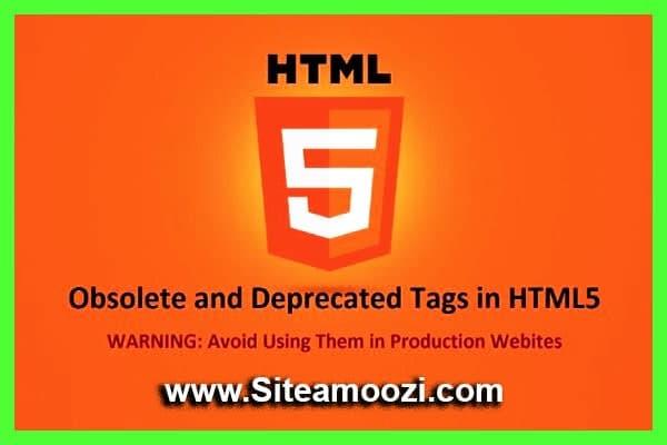 لیست کامل صفات تگ های HTML | خواص تگ های HTML | ویژگی های html
