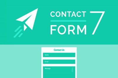 معرفی افزونه Contact form 7 + فیلم آموزشی | کاربرد افزونه فرم تماس 7 | آموزش طراحی سایت حرفه ای | فیلم آموزش طراحی سایت