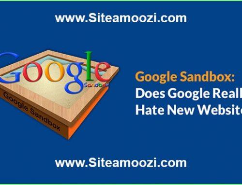 گوگل سندباکس چیست؟ | sandbox شدن سایت