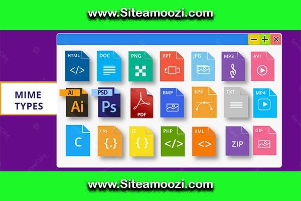 صفت accept آموزش طراحی وب در سایت آموزی