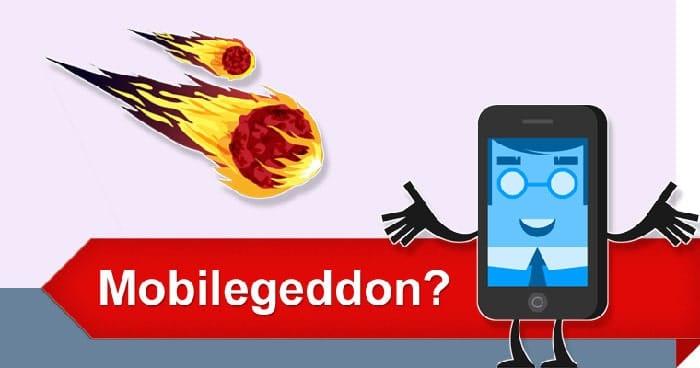 الگوریتم موبایل گدون گوگل چیست؟ Mobilegeddon و سئو - سایت آموزی