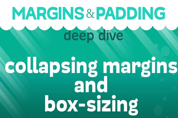 margin collapsing زبان CSS فاصله عمود بین عناصر - سایت آموزی